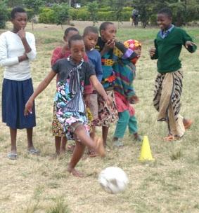 Tansania Sport Fußball