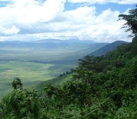 Tansania Sport Krater