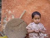 Kind in Nepal