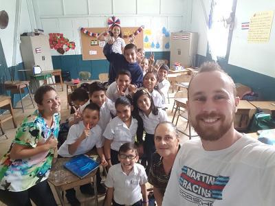 Unterrichten in Costa Rica, Projects Abroad
