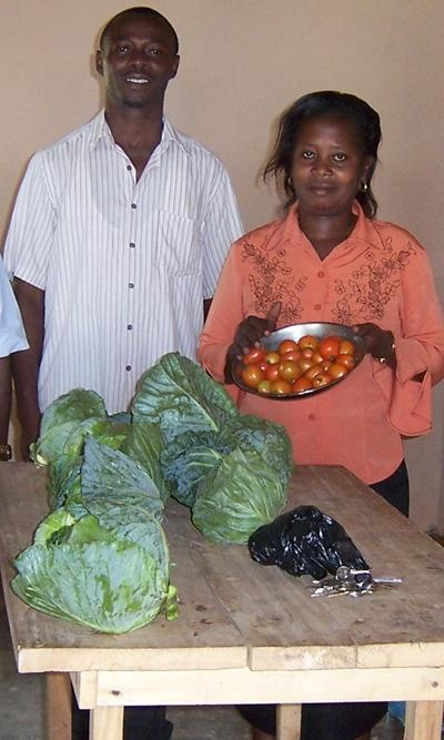 Ghana Community Gemusespende