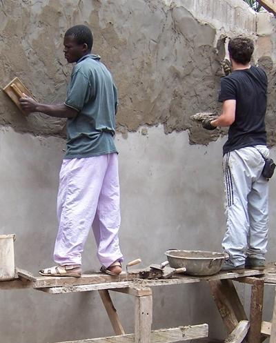 Ghana Community Wand