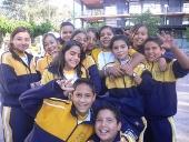 Schüler in Mexiko