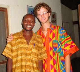 Ghana, Menschenrechte, Freiwilliger