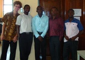 Ghana, Menschenrechte, Kollegen