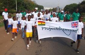 Ghana, Menschenrechte, Waisenkinder