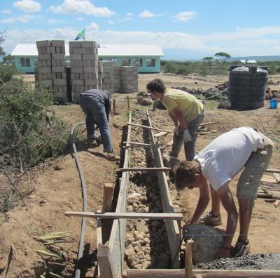 tansania-hausbau-fundament