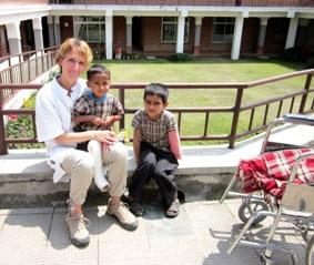 Nepal, Physiotherapie, Freiwillige