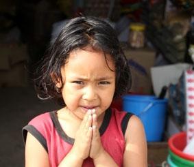 Nepal, Physiotherapie, Kind