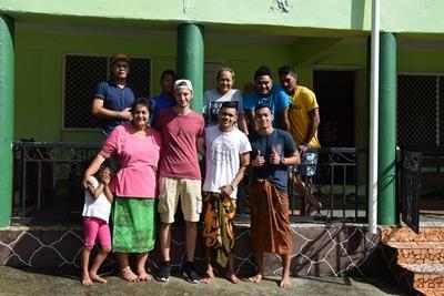 Gastfamilie Samoa