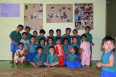Sozialarbeits-Projekt Samoa, Projects Abroad