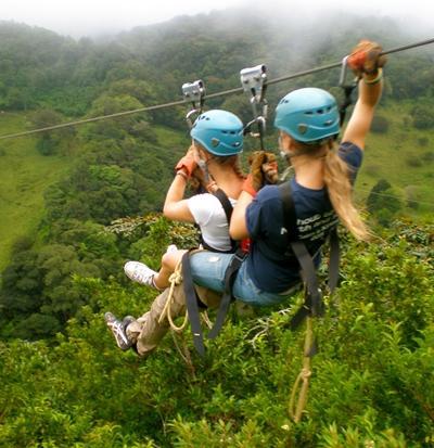costa-rica-sozialarbeit-ziplining