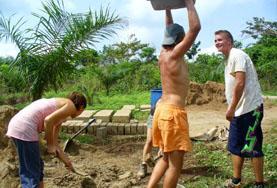 Hausbau - Projekt