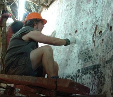 Inka und Wari Archäologie