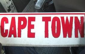Südafrika-Sport-Kapstadt