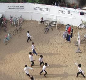 kambodscha-unterrichten-pause