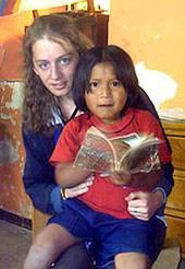 Freiwillig, Bolivien, Rebekka