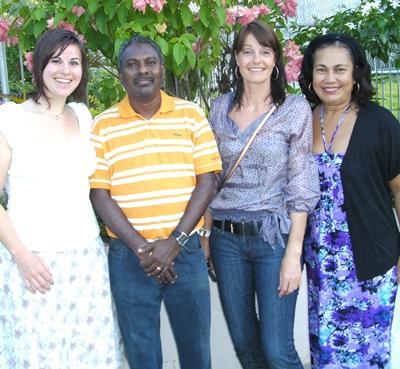Sozialarbeit Fidschi Gastfamilie