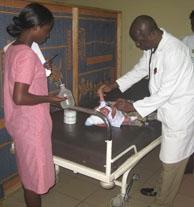 Togo Medizin - Praktikum Arzt