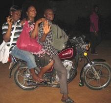 Togo Medizin - Praktikum Kollegen
