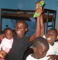 Togo Sozialarbeit Kids