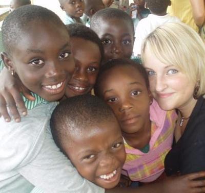 Medizin Praktikum Ghana Kids