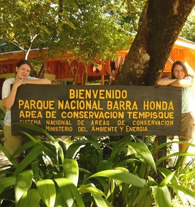 Naturschutz Costa Rica Park