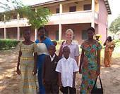 Ghana, Freiwillig, Familie