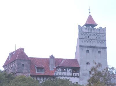 Praktikum Rumänien Archäologie Bran Castle