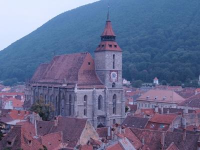 Praktikum Rumänien Archäologie Schwarze Kirche