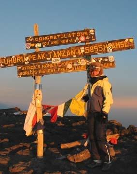Tansania, Sozialarbeit Kilimanjaro