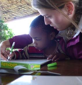 Tansania, Sozialarbeit Waisenhaus