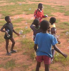 Ghana-Sozialarbeit-Kinder
