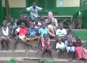 Ghana-Sozialarbeit-Waisenhaus