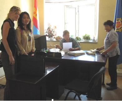 Mongolei Menschenrechte Büro