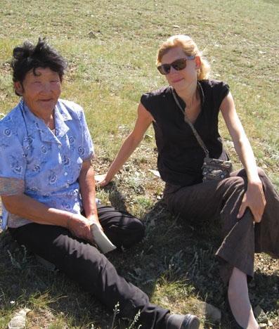 Mongolei Menschenrechte Projekt