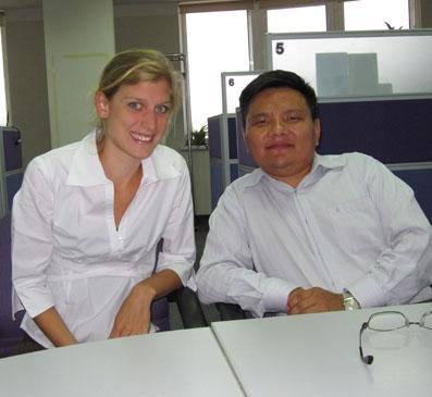 Mongolei Menschenrechte Supervisor