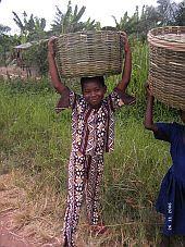 Ein Madchen aus Kwamoso