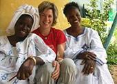 Senegal, Freiwillig, Ursi Lehrerinnen