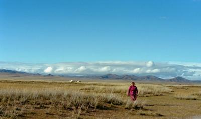 Natur in der Mongolei