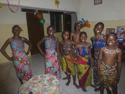 Togo – Sozialarbeit Verena