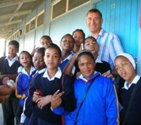 Südafrika Unterrichten Freiwilliger