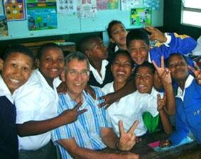 Südafrika Unterrichten Schule