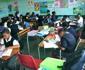 Südafrika Unterrichten Unterricht