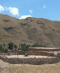 Naturschutz Peru Inka