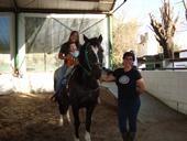 Argentinien-Pferdetherapie mit Kindern