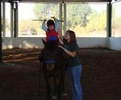 Argentinien-Pferdetherapie