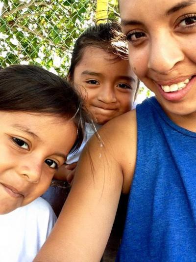 Frivillig på humanitært projekt på Galapagos