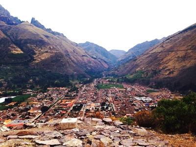 Landskabet i Peru