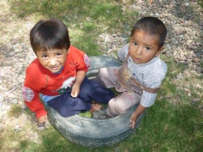 Emilie Herlev, Bolivia, Humanitært arbejde